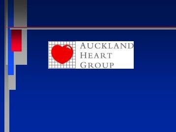 Highly sensitive troponin assay - Auckland Heart Group