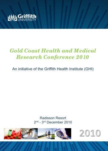 International Orientation GOLD COAST CAMPUS - Griffith ...