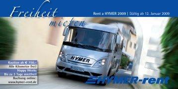 9,96 - HYMER.com