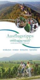 Ausflüge Entdecken - Upper Rhine Valley