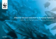 Effective discard reduction in European fisheries - WWF UK
