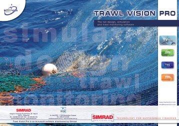Trawl Vision Pro - Aegean Electronics
