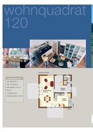 wohnquadrat 120 - Frico-Haus