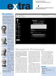 Gesegnete Homepage - Evangelisch-reformierte Kirchgemeinde ...