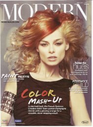 What color service is most profitable in your salon? - Farouk Systems
