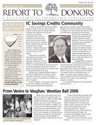 Venetian Ball 2006 - Villa Charities