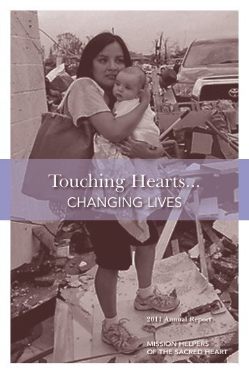 Touching Hearts... - Mission Helpers