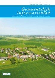 Informatieblad december 2009 - De Haan