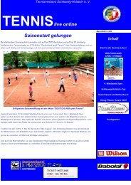 Mini-Cupper - Tennisverband Schleswig-Holstein