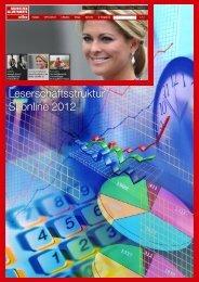 Mediadaten Schweizer Illustrierte 2012-1 - Go4Media