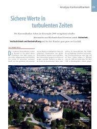 Den Artikel Swiss Equity Magazin lesen - Banque Cantonale de ...