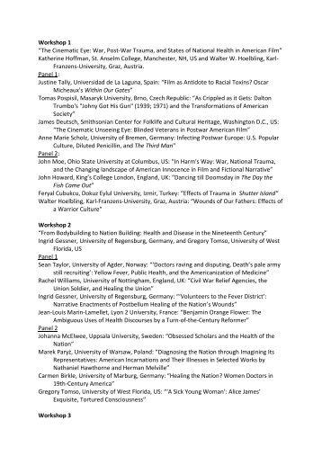 EAAS-Workshops Izmir-SpeakersPapers-revised 6 Nov 2011