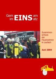 Gem atz - FEUERWEHR Gemeinde Laufach