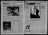 Albany Student Press 1983-09-30 - University at Albany Libraries