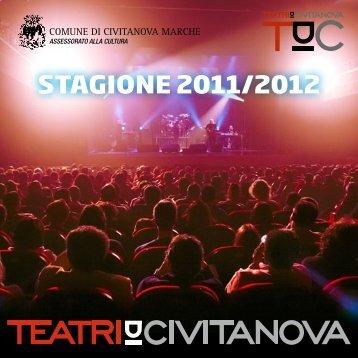 TEATrO rOSSINI - TDIC. Teatri di Civitanova