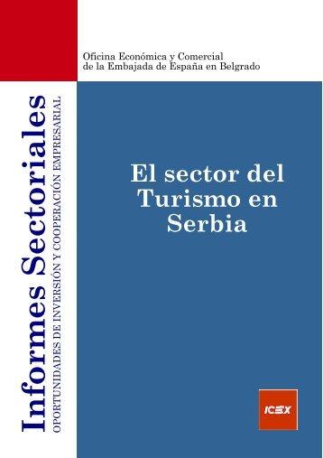 El sector del Turismo en Serbia - Oficinas Comerciales
