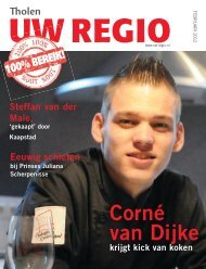 clientenservicebureau@tantelouise-vivensis.nl ... - Uw Regio
