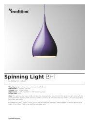 Spinning Light BH1 - Hive