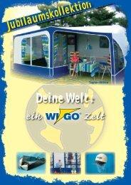 Gerüst - Wigo Zelte