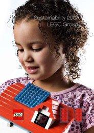 Sustainability 2007 LEGO Group
