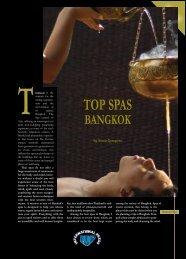 top spas bangkok - Sonia Travel Guides