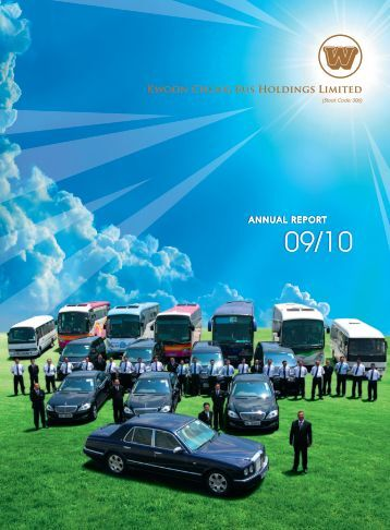 Kwoon Chung Bus Holdings Limited - REF Financial Press Limited