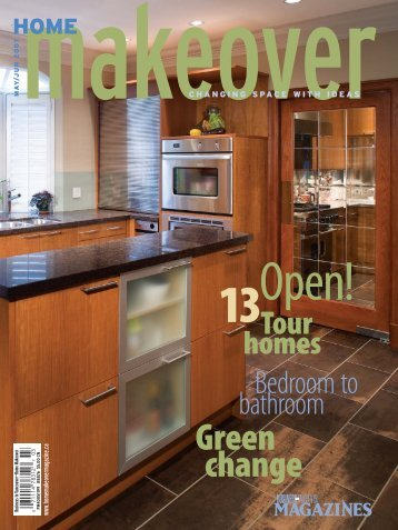 Green change - Home Makeover Magazine