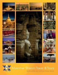 Myanmar Shalom Travel & Tours