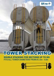 TOWER STACKING - Liftra.com