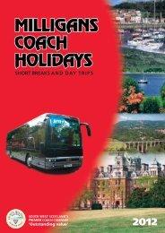 Holidays milligans coach holidays - Milligans Coach Travel