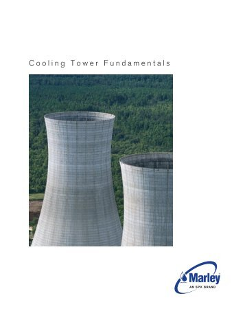 Cooling tower study pdf