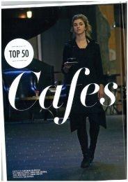 Metro Magazine - Top 50 Cafes 2012 - Allpress Espresso