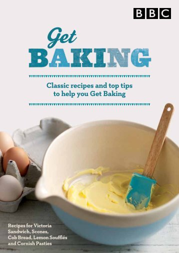 BBC Get Baking Booklet