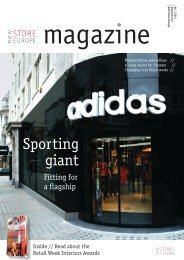 Download magazine - New Store Europe