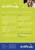 Will Top Tips leaflet - Burt Brill & Cardens - Page 2