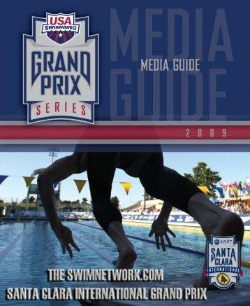2009 Swimnetwork.com Santa Clara International ... - USA Swimming