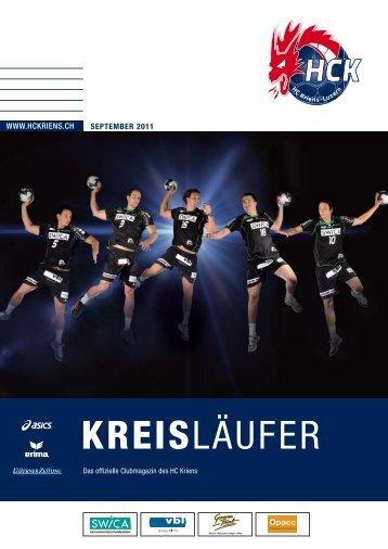 KREISLÄUFER - HC Kriens-Luzern