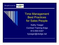 Time Management Best Practices for Sales People - Augusoft
