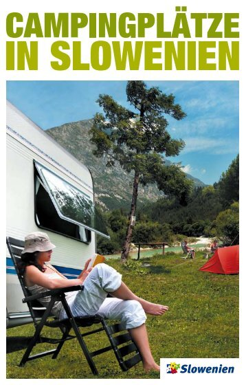 andere campingpatze - Slovenia