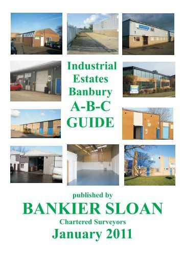 thorpe way industrial estate & overthorpe road - Bankier Sloan