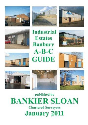 thorpe way industrial estate & overthorpe road - Bankier Sloan