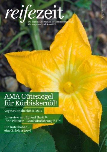 Reifezeit Ausgabe 01/2012 - F. Url
