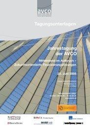 Liste der Referenten - Austrian Private Equity and Venture Capital ...