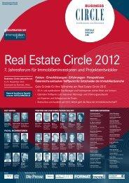 Real Estate Circle 2012 - TPA Horwath