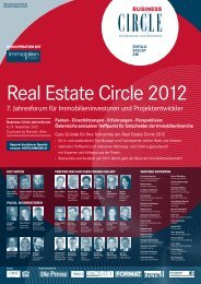 Real Estate Circle 2012 - TPA Horwath
