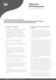 Allgemeine Mietbedingungen - Groundforce