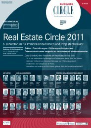 Real Estate Circle 2011 - ATP