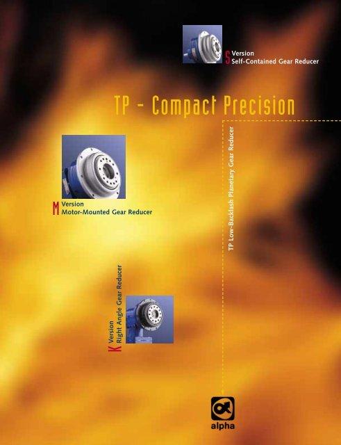 TP - Compact Precision - AllAboutMotion.com