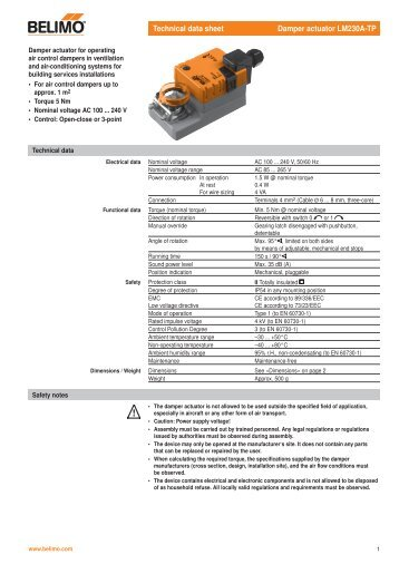 technical data sheet damper actuator lm230a tp belimo?quality\=85 belimo sm230a s wiring diagrams wiring diagrams belimo fslf120 us wiring diagram at soozxer.org