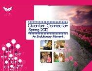May 2012 Quantum Connection - The Quantum Alliance, Inc.